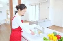 食器片付け・洗い